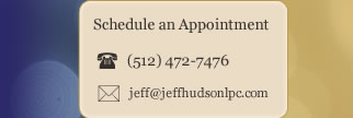 Contact information for Jeff Hudson